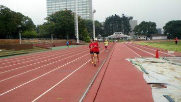 2017/10/11水曜マラソン練習会in織田フィールド3