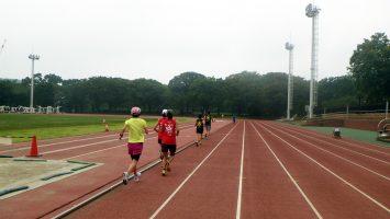 2017/10/11水曜マラソン練習会in織田フィールド4