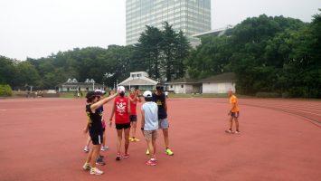 2017/10/11水曜マラソン練習会in織田フィールド5
