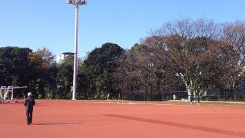 2017/12/06の颯走塾水曜マラソン練習会in織田フィールド2