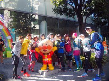 2017/12/27 颯走塾東京マラソンコース試走会5