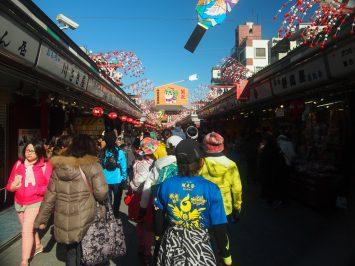 2017/12/27 颯走塾東京マラソンコース試走会8
