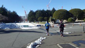 2018/01/24の颯走塾水曜マラソン練習会in神宮外苑5