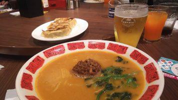 2018/04/11 バーミヤン担々麺