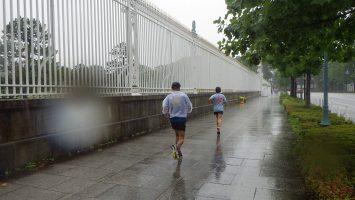 2018/06/20の颯走塾水曜マラソン練習会in東宮2