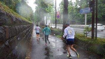 2018/06/20の颯走塾水曜マラソン練習会in東宮4