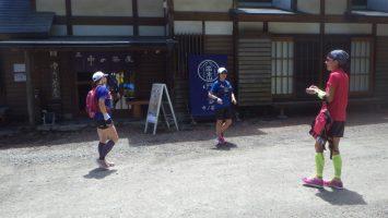 2018/06/30 富士登山競走5合目コース試走3