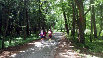 2018/06/30 富士登山競走5合目コース試走4