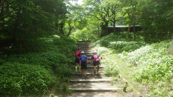 2018/06/30 富士登山競走5合目コース試走5