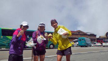 2018/06/30 富士登山競走5合目コース試走6