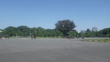 2018/09/05の皇居2