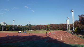 2018/11/21の織田フィールド