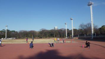 2019/01/23の織田フィールド