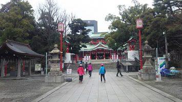 2019/02/11の颯走塾東京マラソン試走会1