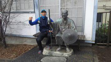 2019/02/11の颯走塾東京マラソン試走会4