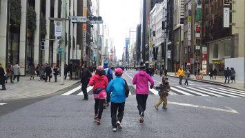2019/02/11の颯走塾東京マラソン試走会5