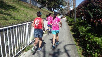 2019/03/13の颯走塾水曜マラソン練習会in東宮4