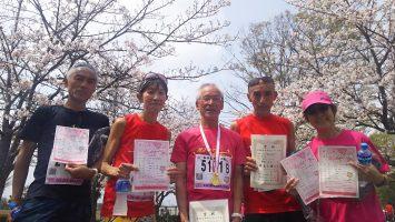 2019/04/07幸手市さくらマラソンにて6