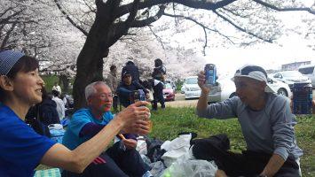 2019/04/07幸手桜まつりにて2