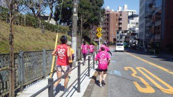 2019/04/03の颯走塾水曜マラソン練習会in東宮6
