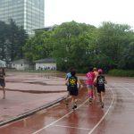 2019/04/24の颯走塾水曜マラソン練習会in織田フィールド3