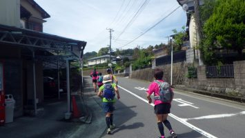 2019/05/03の颯走塾足柄峠走3
