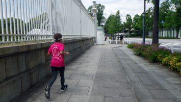 2019/05/15の颯走塾水曜マラソン練習会in東宮3