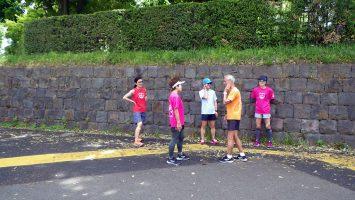 2019/05/15の颯走塾水曜マラソン練習会in東宮5