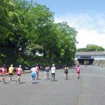 2019/05/22の颯走塾水曜マラソン練習会in皇居2