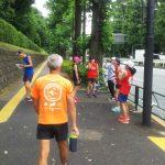 2019/06/05の颯走塾水曜マラソン練習会6