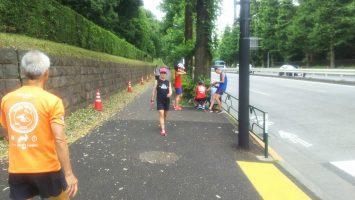2019/06/05の颯走塾水曜マラソン練習会4