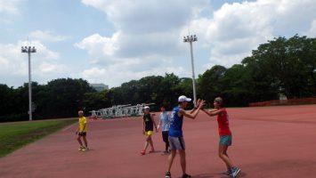 2019/06/19の颯走塾水曜マラソン練習会in織田フィールド11