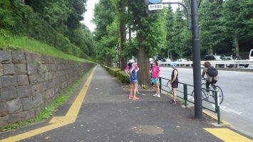2019/07/10の颯走塾水曜マラソン練習会in東宮2