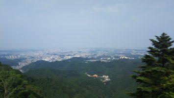 2019/07/31の颯走塾高尾山ビアマウントを目指す旅12