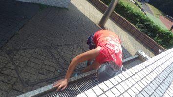 2019/10/02の颯走塾水曜マラソン練習会in織田フィールド4