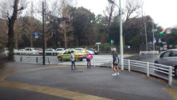 2020/01/15の颯走塾水曜マラソン練習会in赤坂御所6