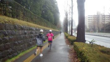2020/01/15の颯走塾水曜マラソン練習会in赤坂御所7