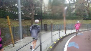 2020/01/15の颯走塾水曜マラソン練習会in赤坂御所8