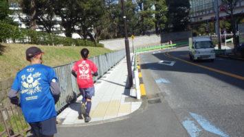 2020/02/19の颯走塾水曜マラソン練習会in赤坂御所7