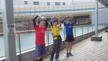 2020/02/19の颯走塾水曜マラソン練習会in赤坂御所9
