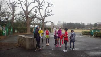2020/03/04の颯走塾水曜マラソン練習会in神宮外苑7
